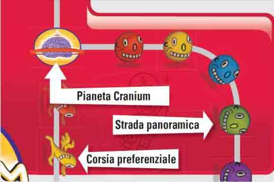 Cranium-5 gioco da tavolo