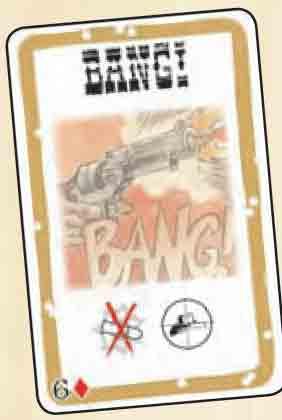 Bang recensione trucchi e regole spiegate - Gioco da tavolo bang ...