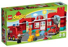 LEGO-Duplo-bambini-1-2-anni-caserma-dei-pompieri