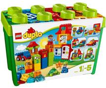 LEGO-Duplo-bambini-1-2-anni-contenitore-deluxe