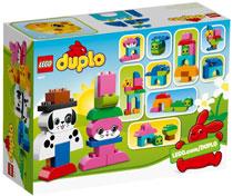 LEGO-Duplo-bambini-1-2-anni-costruzione-animali