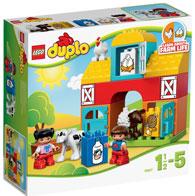 LEGO-Duplo-bambini-1-2-anni-fattoria