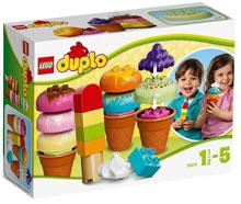 LEGO-Duplo-bambini-1-2-anni-gelati