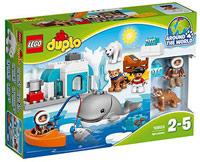 LEGO-bambini-4-anni-Artico