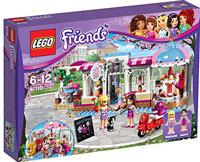LEGO-bambina cupcake