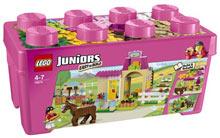 LEGO-Bambina-Bambine-fattoria-Pony