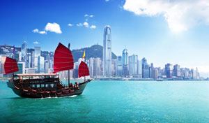 Monopoly giro del mondo: Hong-Kong