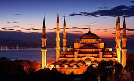 Monopoly giro del mondo: Istanbul
