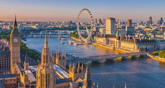 Monopoly giro del mondo: Londra