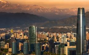Monopoly giro del mondo: Santiago