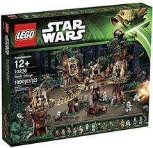 LEGO-Collezionisti-VIllaggio-Ewok