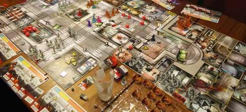 Giochi da tavolo e di societ per adulti i 15 top - Zombie side gioco da tavolo ...