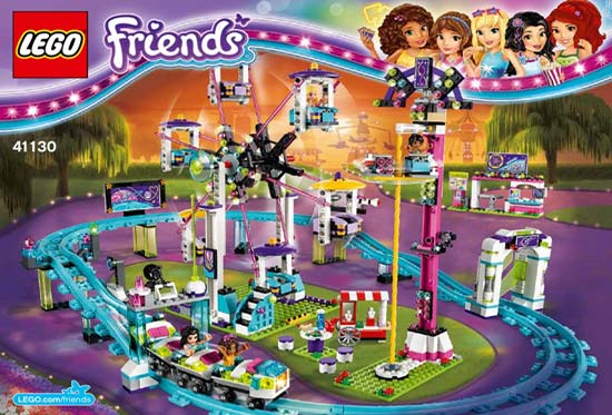 LEGO-Bambina-parco-divertimenti