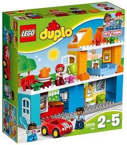 LEGO-Bambina-villetta