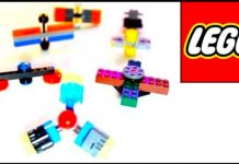 Fidget Spinner LEGO