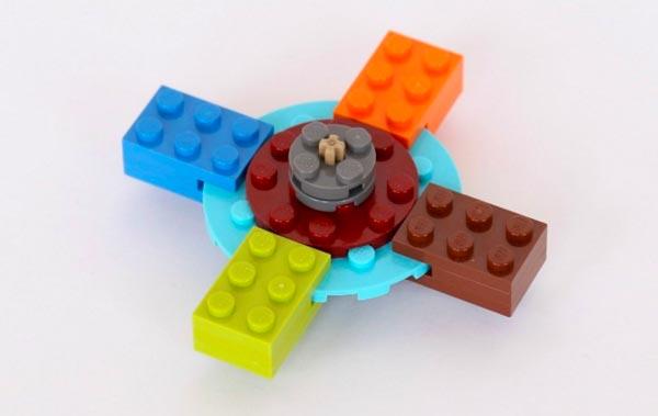 Fidget-Spinner-LEGO-Pezzi-comuni