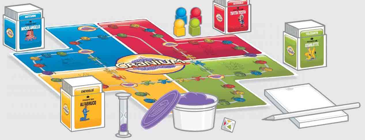 Cranium-2-gioco da tavolo