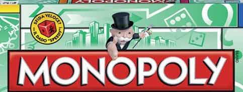 Confezione Monopoly Dado Speedy