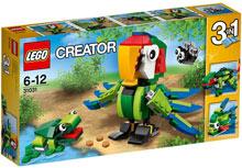 LEGO-bambini-6-anni-Animali-Foresta-Pluviale