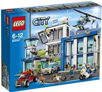 LEGO-bambini-6-anni-City-Police