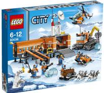 LEGO-bambini-6-anni-base-artica