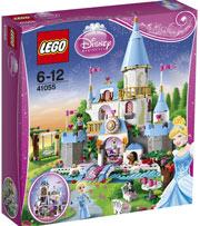 LEGO-bambini-6-anni-castello-cenerentola