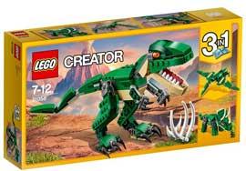LEGO-bambini-6-anni-dinosauro