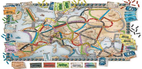 giochi società adulti ticket to ride