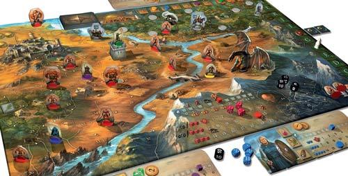 Giochi da tavolo e di societ per adulti i 15 top - Waterloo gioco da tavolo ...