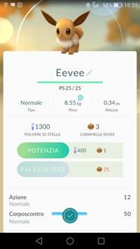 Mosse-eevee-pokemon-go