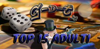 giochi da tavolo adulti