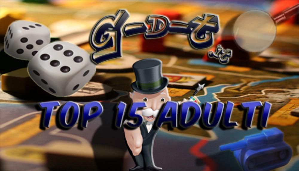 Super Giochi da tavolo e di società per ADULTI: I 15 TOP! FU24