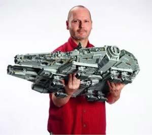 Lego UCS Millenium Falcon 7
