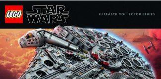 Lego UCS Millenium Falcon