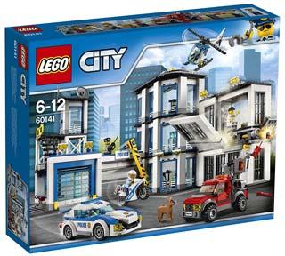 giocattoli bambini stazione-polizia
