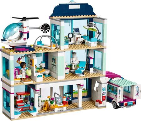 Lego friends i 9 migliori per prezzo classifica 2018 - Tavolo olivia calligaris prezzo ...