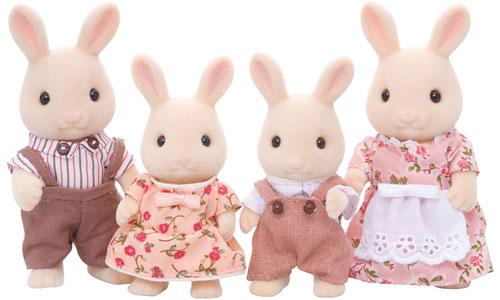 Sylvanian-Families-Famiglia-dei-conigli