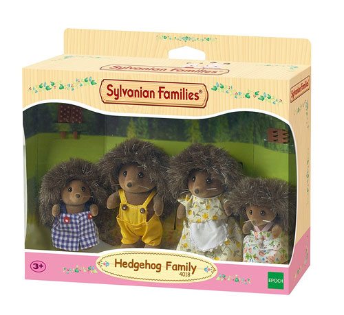 Sylvanian-Families-Hedgehog-Ricci