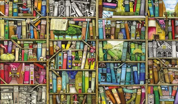puzzle 1000 pezzi-libreria-bizzarra