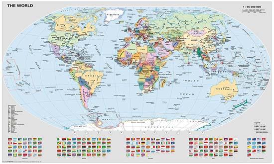 puzzle-1000-pezzi-mappamondo