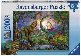 puzzle bambini dinosauri giganti