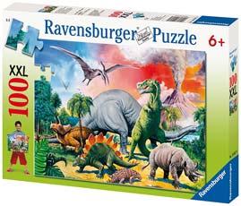 puzzle bambini dinosauri