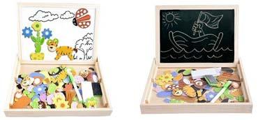 puzzle bambini magnetico-