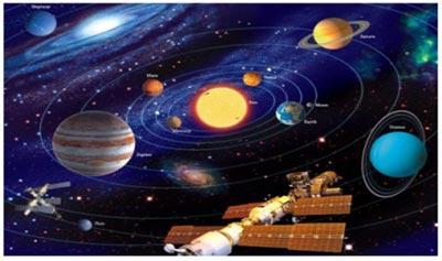 puzzle bambini sistema solare-