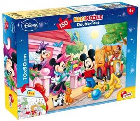 puzzle bambini topolino