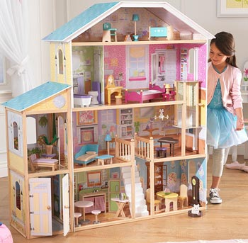 casa delle bambole da realizzare