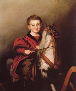 cavallo a dondolo-carlo