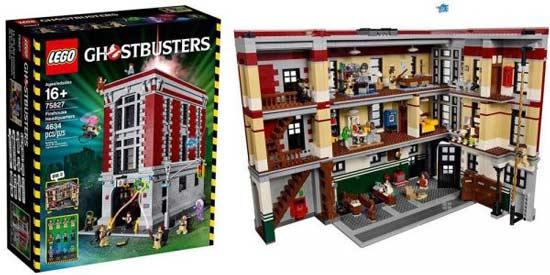 LEGO Collezionisti Ghostbuster-pompieri