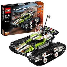 """d8c24f1e3c Se l'idea della """"costruzione in movimento"""" ci piace, ma cerchiamo qualcosa  di adatto a ragazzi più grandi, non si può non citare il Racer Cingolato di  Lego ..."""