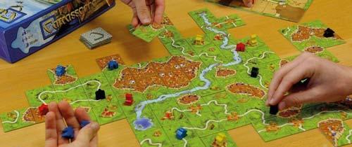 carcassonne migliori giochi in scatola